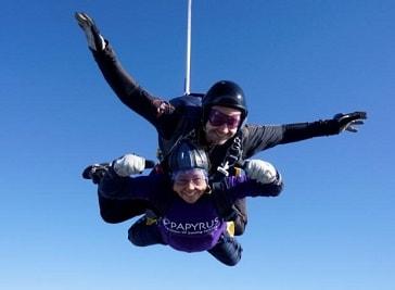 Skydiving Watford