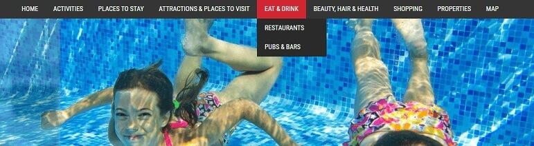 Drop Down menus Advertise with us What's on in Watford